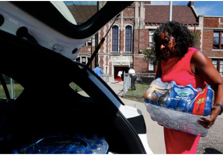 #WVBus: Detroit Activists Push City to End Water Shutoffs
