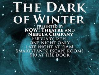 No Escape From The Dark of Winter