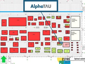 Meet Alpha Tau at ESTRO 2021