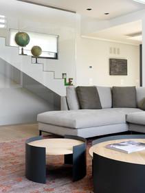 Mario Pan Alessandro Pezzotti architetti Brescia villa Gussago franciacorta trilocale quad