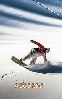 Stephan Snowboard Appuis, intention, efficacité des trajectoires, alignement