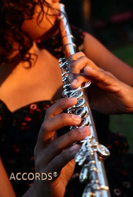 Nadia Flutiste