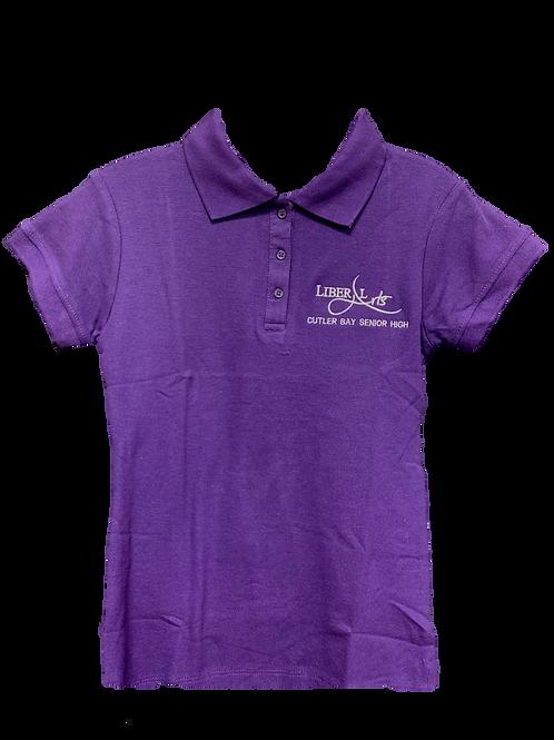 Junior's Polo Shirt with logo
