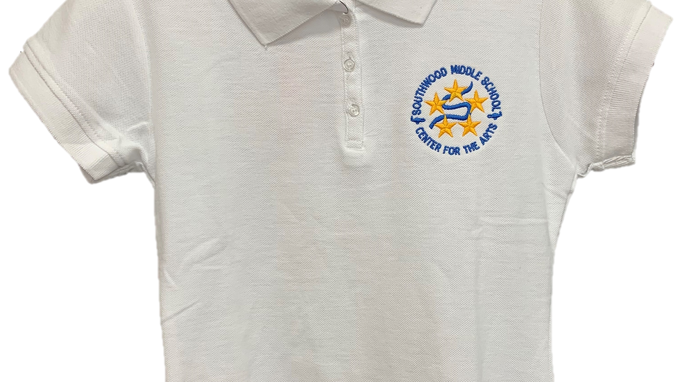 Girl's Polo Shirt with SW logo