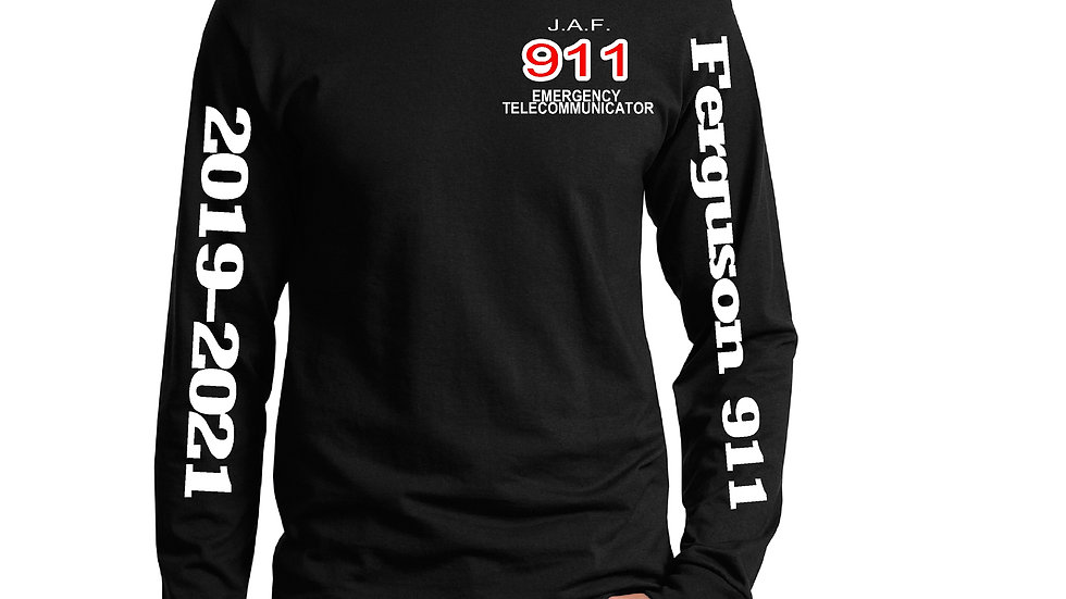 911 Dry-fit Long Sleeve Spirit Shirt