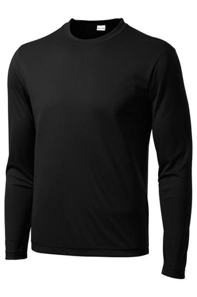 Criminal Justice Long Sleeve T-Shirt (no name)