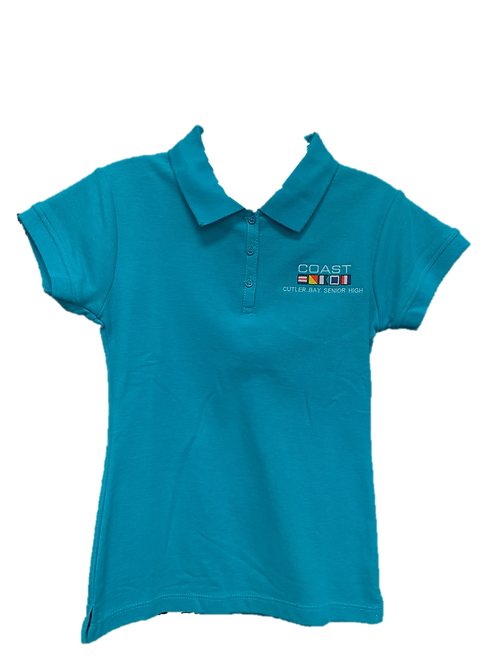 Girl's Polo Shirt with logo