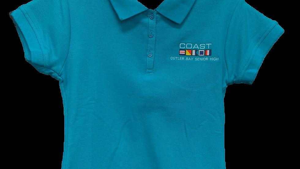 Girl's Polo Shirt with logo