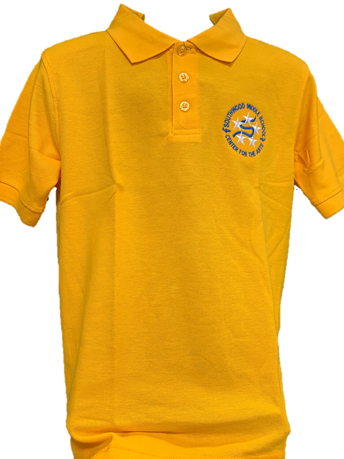 Men's Polo Shirt with SW logo