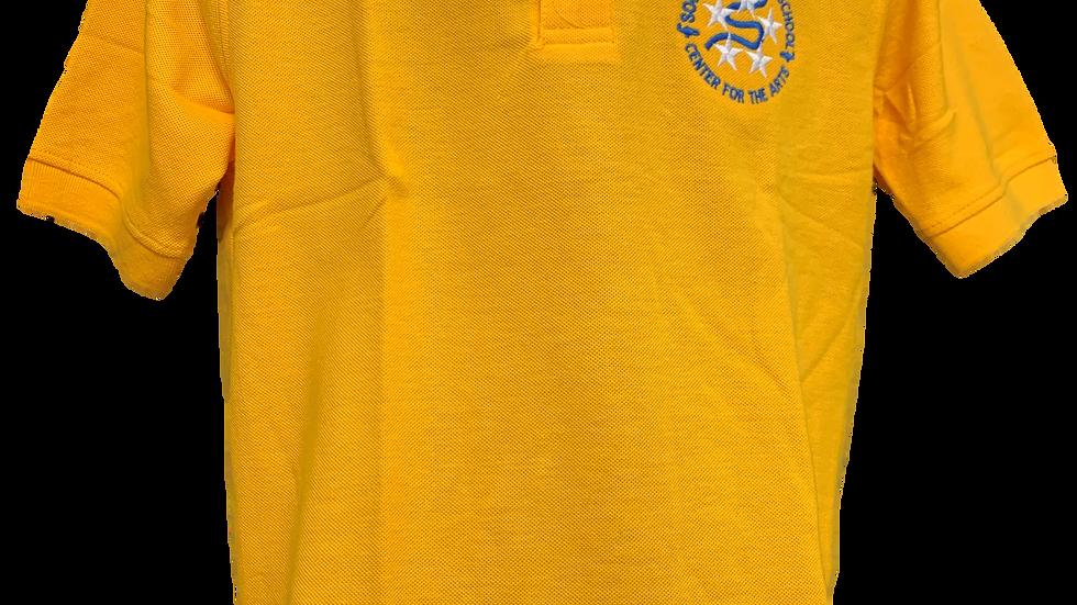 Men's Polo Shirt with logo