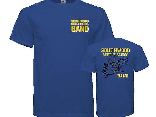 Band Short Sleeve Shirt