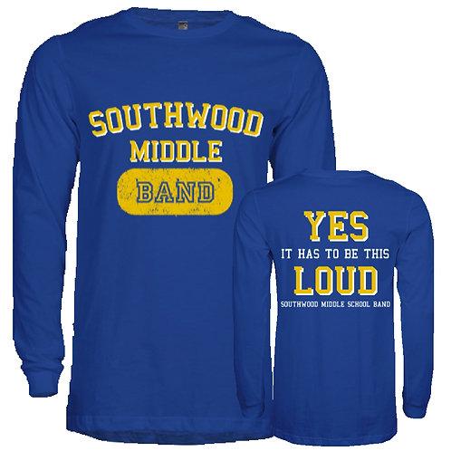Band Long Sleeve Shirt