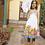 Thumbnail: handpainted dress 100% cotton | Universo Artesanoo | Peru