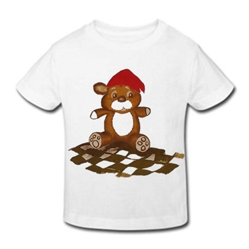 Boy T-shirt pima cotton, hand painted | Universo Artesano | Peru