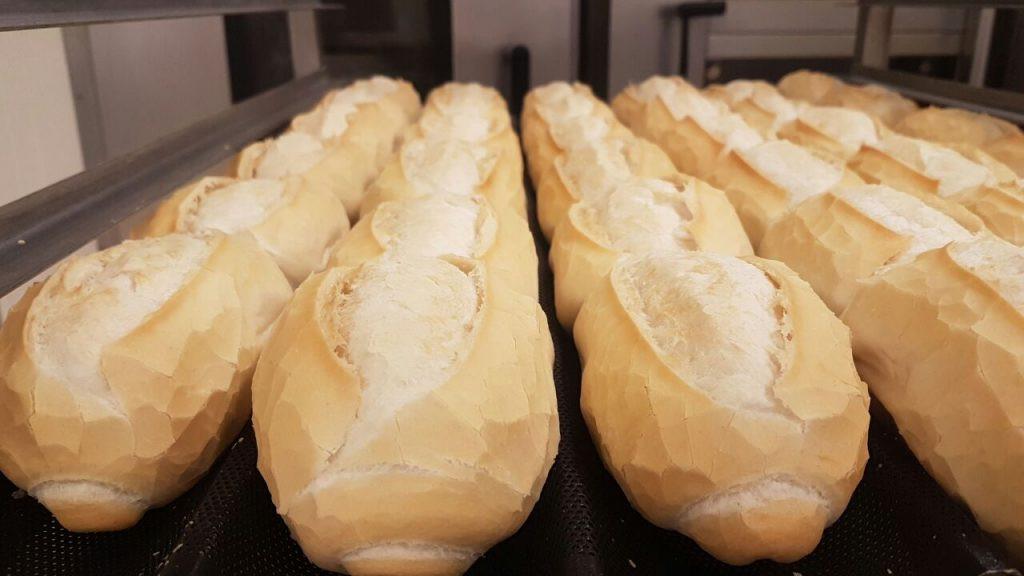Linhas de Pão Francês
