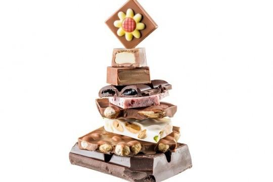 Linhas para fabricação e decoração de Chocolate