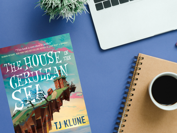 T. J. Klune's THE HOUSE IN THE CERULEAN SEA - A Beautiful Story about Finding Your Home