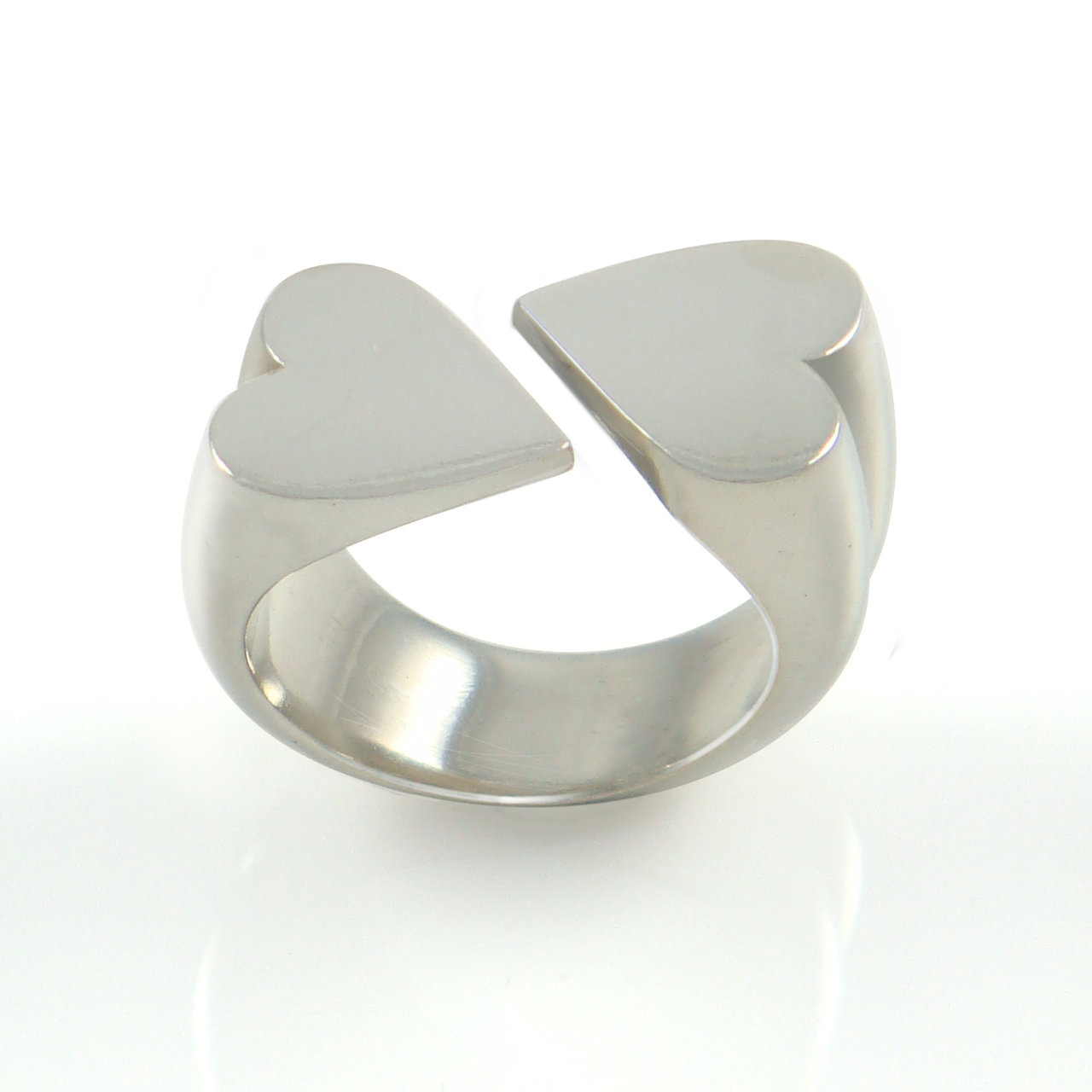 Bonded Heart Ring