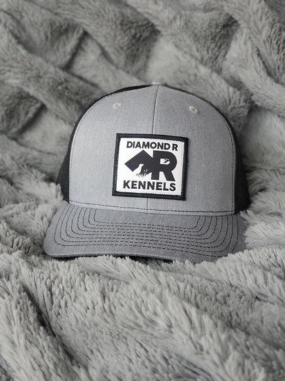 Logo Grey Trucker Hat