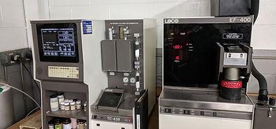 LECO TC-436 Oxygen Nitrogen Determinator