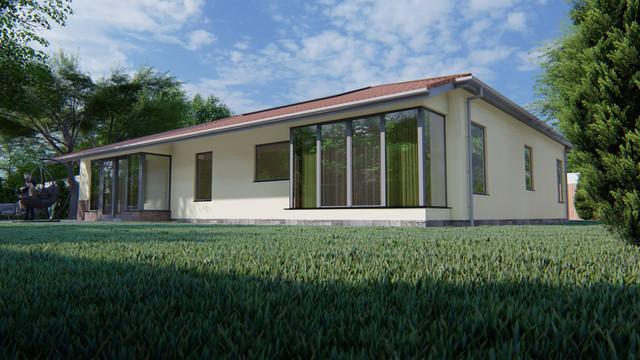 Greystones House 190m2 1 Storey