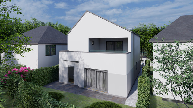 Blackrock House 130m2 2 Storey