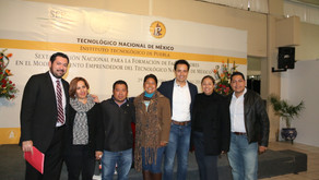 ¡Presentes en la Reunión Nacional de Modelo Talento Emprendedor del TecNM!