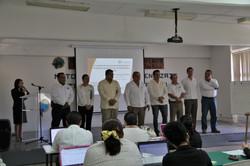 Inauguración Taller presencial ITS de los Ríos 2016