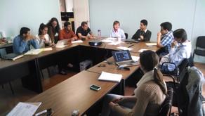 Sesión de Inducción para jóvenes líderes emprendedores del Instituto de la Juventud Guanajuatense (I