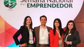 Síntesis de actividades en la Semana Nacional del Emprendedor de México 2015.