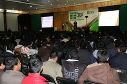 Conferencia Magistral en ITST