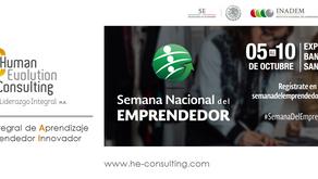 ¡HEC en la Semana Nacional del Emprendedor 2015!