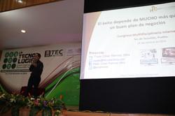 Conferencia Magistral ITST