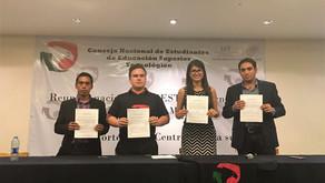 Acuerdo de colaboración con el Consejo Nacional de Estudiantes de Educación Superior Tecnológica (CN