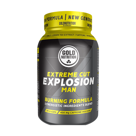 EXTREME CUT EXPLOSION MEN (90cap)