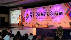 Conferencia en Simposium Internacional de Ciencias 2015, IT Chetumal.