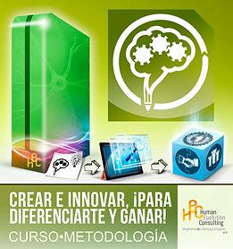 Crear e Innovar, ¡para diferenciarte y ganar!