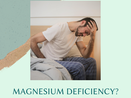 Are YOU deficient?