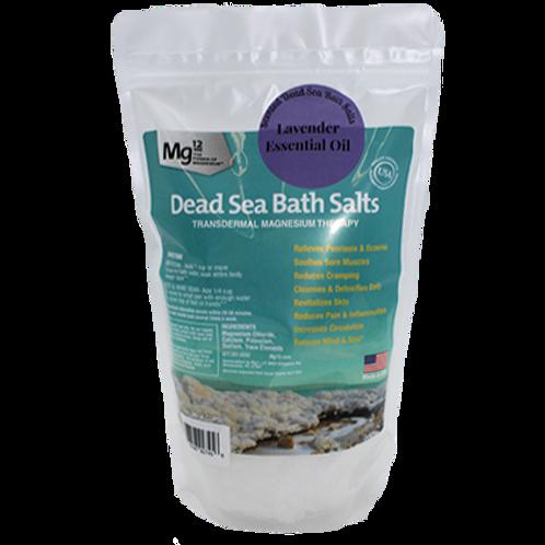 MagneSoothe Bath Salts - Lavender