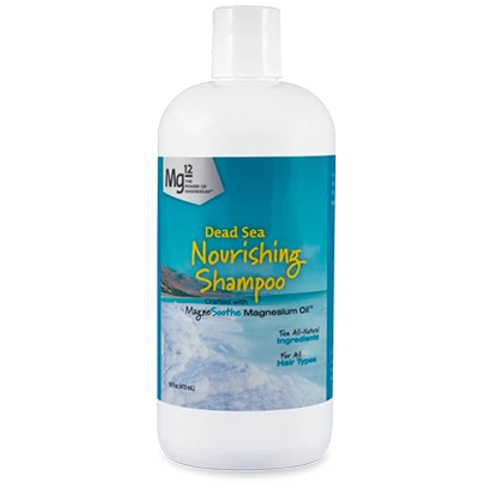 Dead Sea Nourishing Shampoo