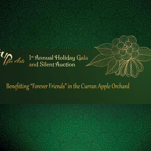 UP for Arts Holiday Gala and Auction