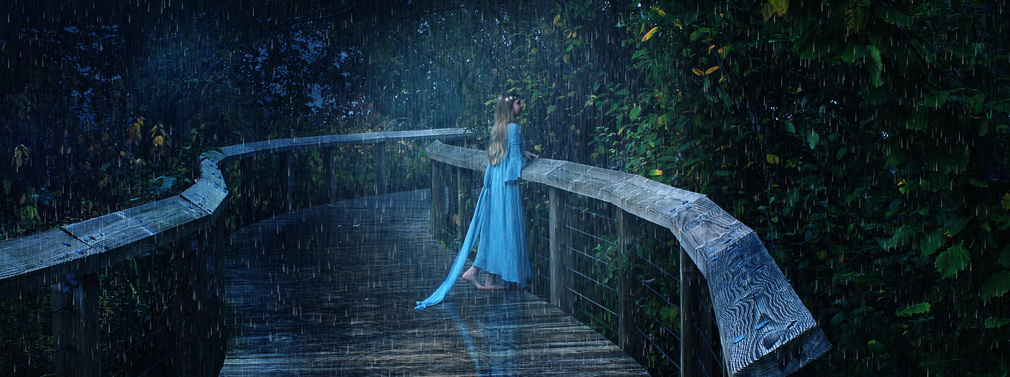 Catching Diamonds in the Rain