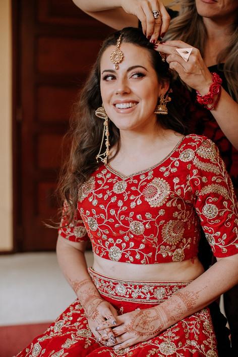 """Boda Lita - Tema de la boda """"india"""""""