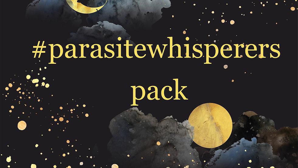 #parasitewhisperers pack