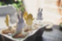 イースターカップケーキ