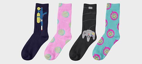 90s Socks