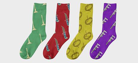 Clue Socks