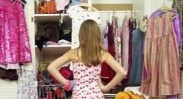 Organizar o closet para multiplicar seus looks