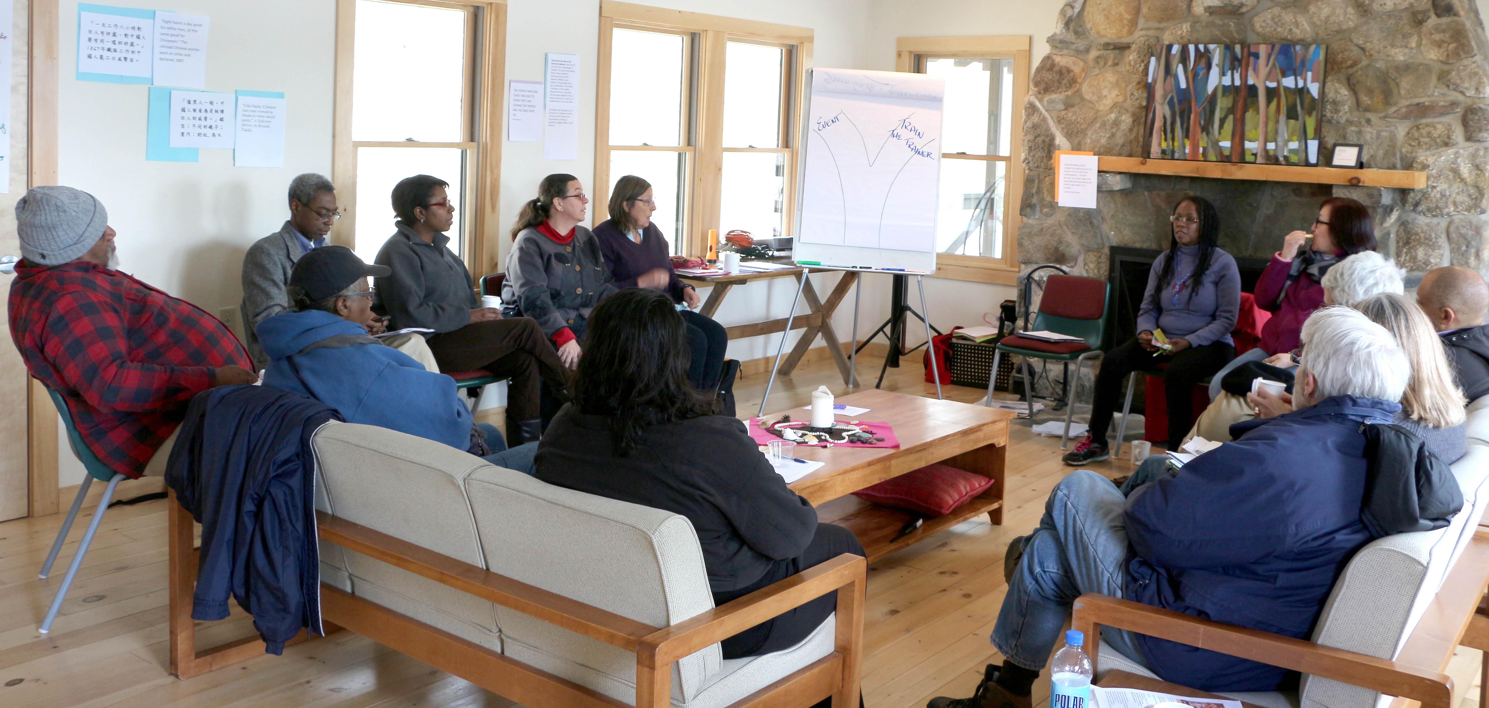 Link: Anti-Racism Training Framework
