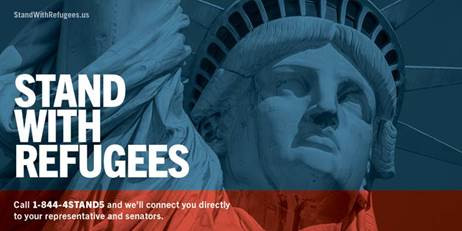 The Episcopal Church in Vermont Urges Members, Friends to Stand With Refugees